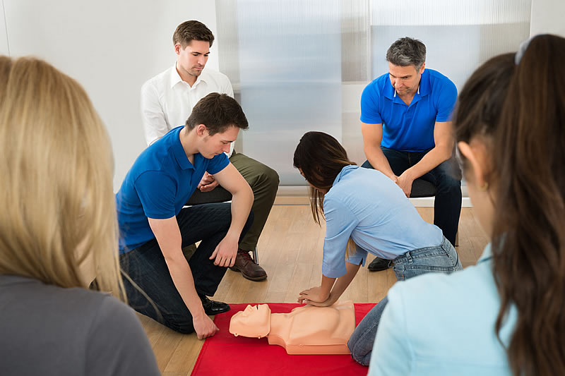 Workplace Environment CPR