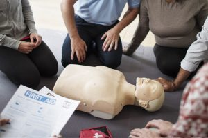 First Aid & CPR Classes