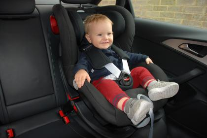 National Child Safety Week – Car Seats and