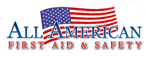 All American First Aid Logo