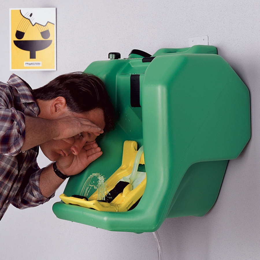 Eye Wash Station Inspection & Refill Services